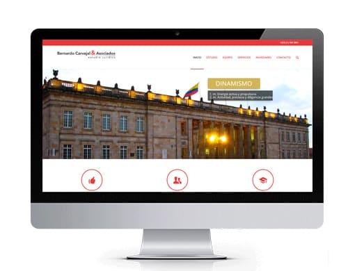 diseño-pagina-web-bernardo-carvajal-portafolio Portafolio diseño de paginas web
