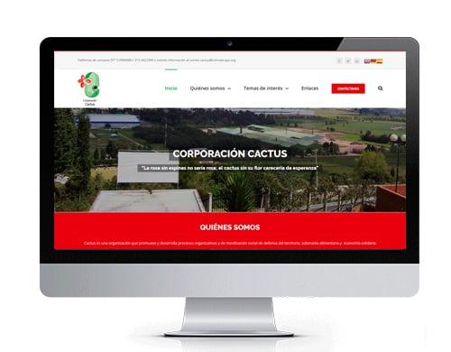 diseño-pagina-web-corporacion-cactus-portafolio Portafolio diseño de paginas web