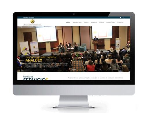 diseño-pagina-web-franco-abogados-portafolio Portafolio diseño de paginas web