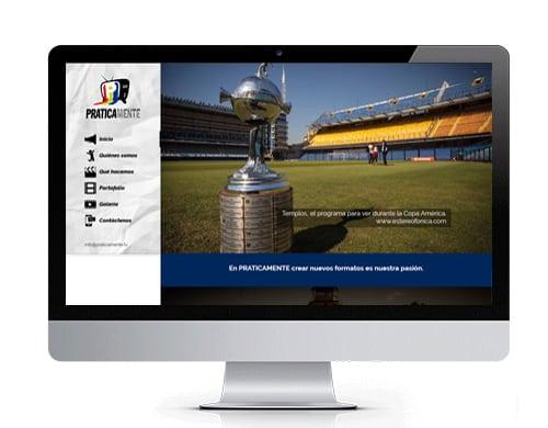 diseño-pagina-web-praticamente-portafolio Portafolio diseño de paginas web