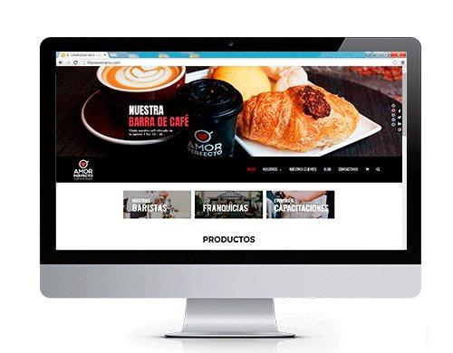 diseno-paginas-web-cafe-amor-perfecto Portafolio diseño de paginas web