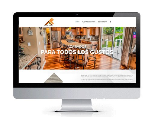 diseno-pagina-web-actualpaint-portafolio Portafolio diseño de paginas web