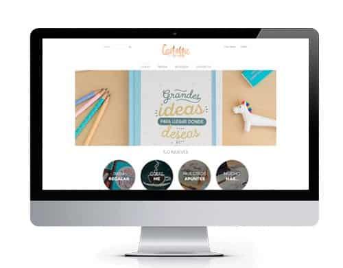 diseno-pagina-web-caotastic-portafolio Portafolio diseño de paginas web