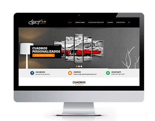 diseno-pagina-web-magnifica-publicidad-portafolio Portafolio diseño de paginas web