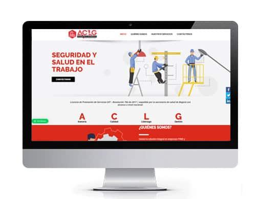 diseño-pagina-web-aclg-portafolio Portafolio diseño de paginas web