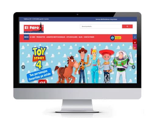 diseño-pagina-web-el-faro-portafolio Diseño de tiendas online