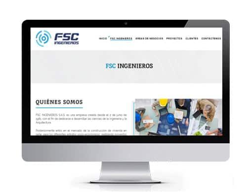 diseño-pagina-web-fsc-ingenieros-portafolio Portafolio diseño de paginas web
