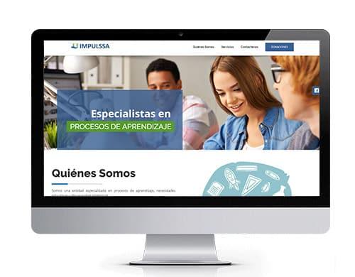 diseño-pagina-web-impulssa-portafolio Diseño de páginas web en bogotá