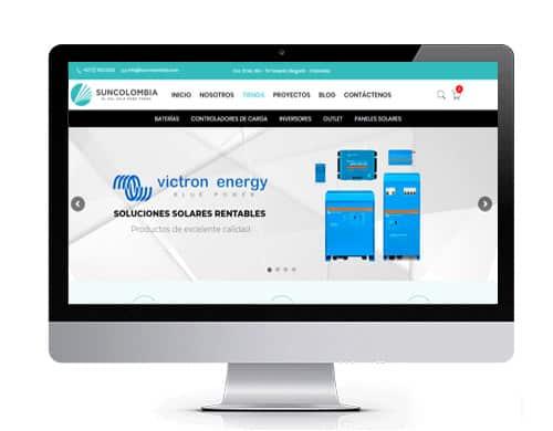 diseño-pagina-web-sun-colombia-portafolio Diseño de tiendas online